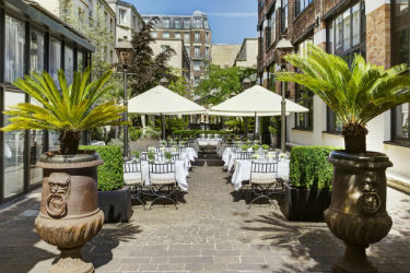 Le top des brunchs en terrasse à Paris