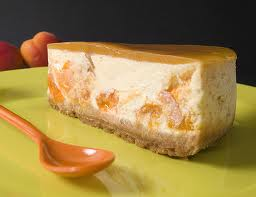 Recette : Cheese cake aux abricots