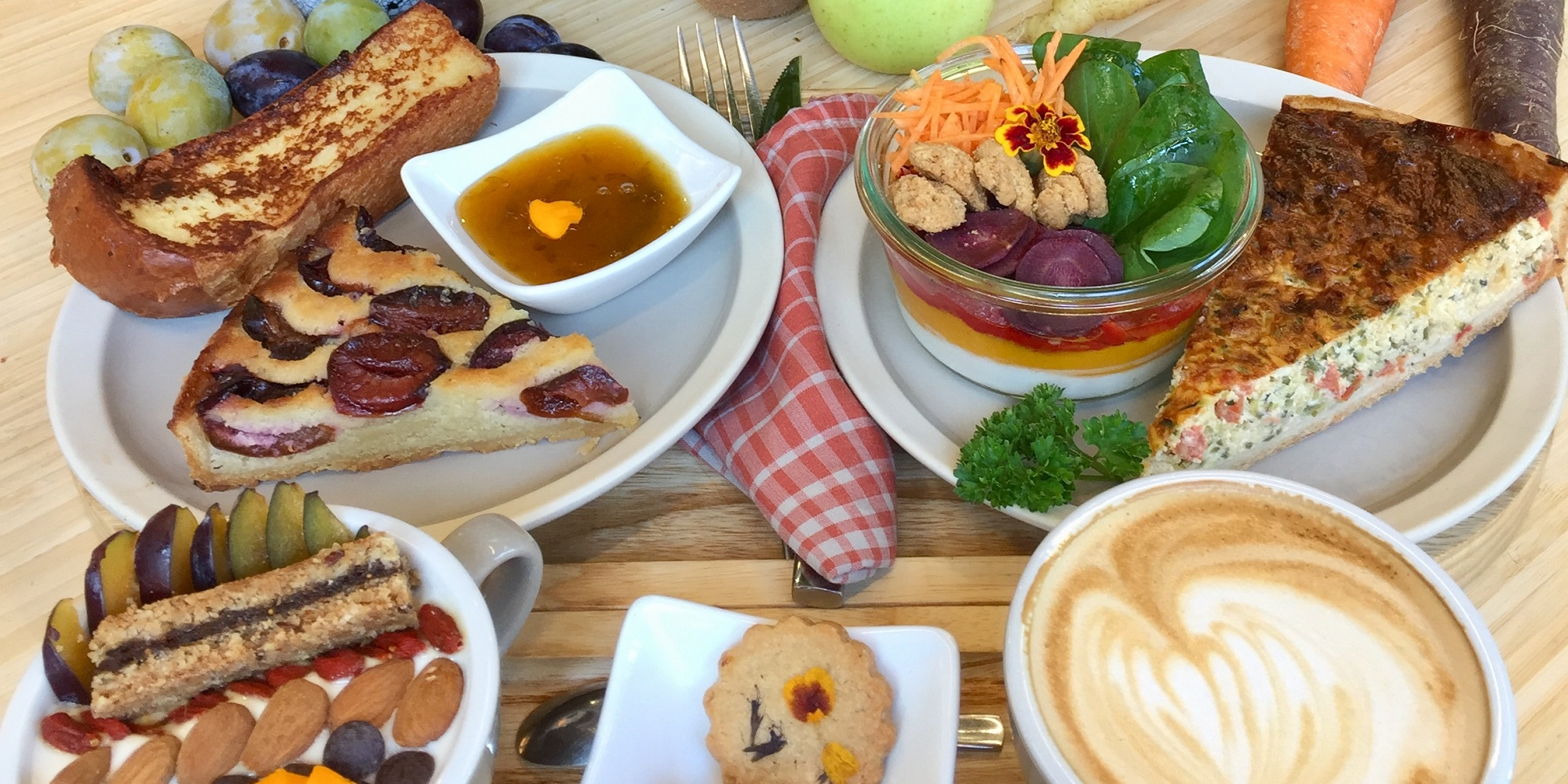 Brunch Newtree café (69002 Lyon)