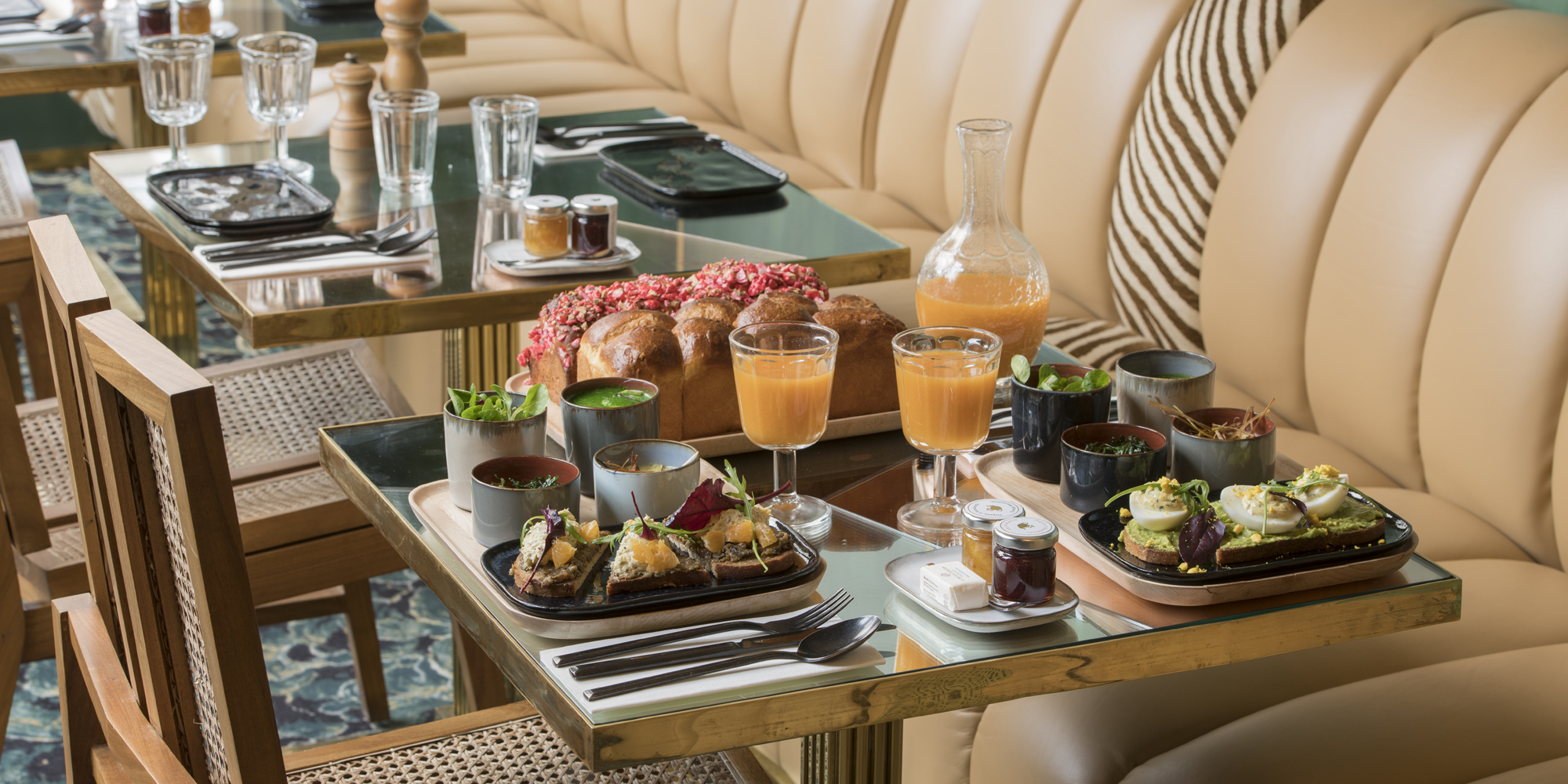 Brunch B.B. par Jean Imbert (75009 Paris)