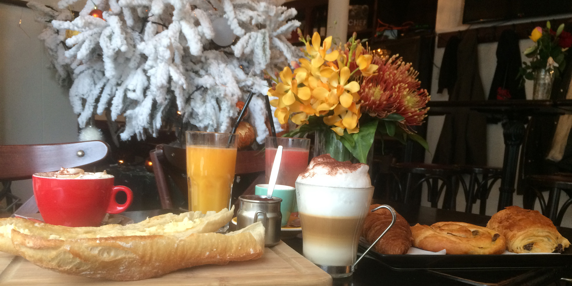 Brunch L'Affiche (75016 Paris)
