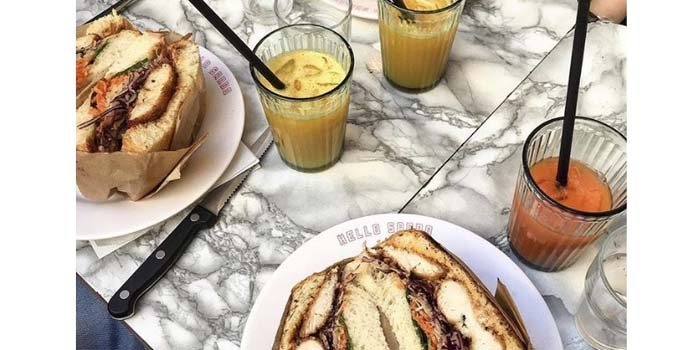 Brunch Sando Club (75011 Paris)