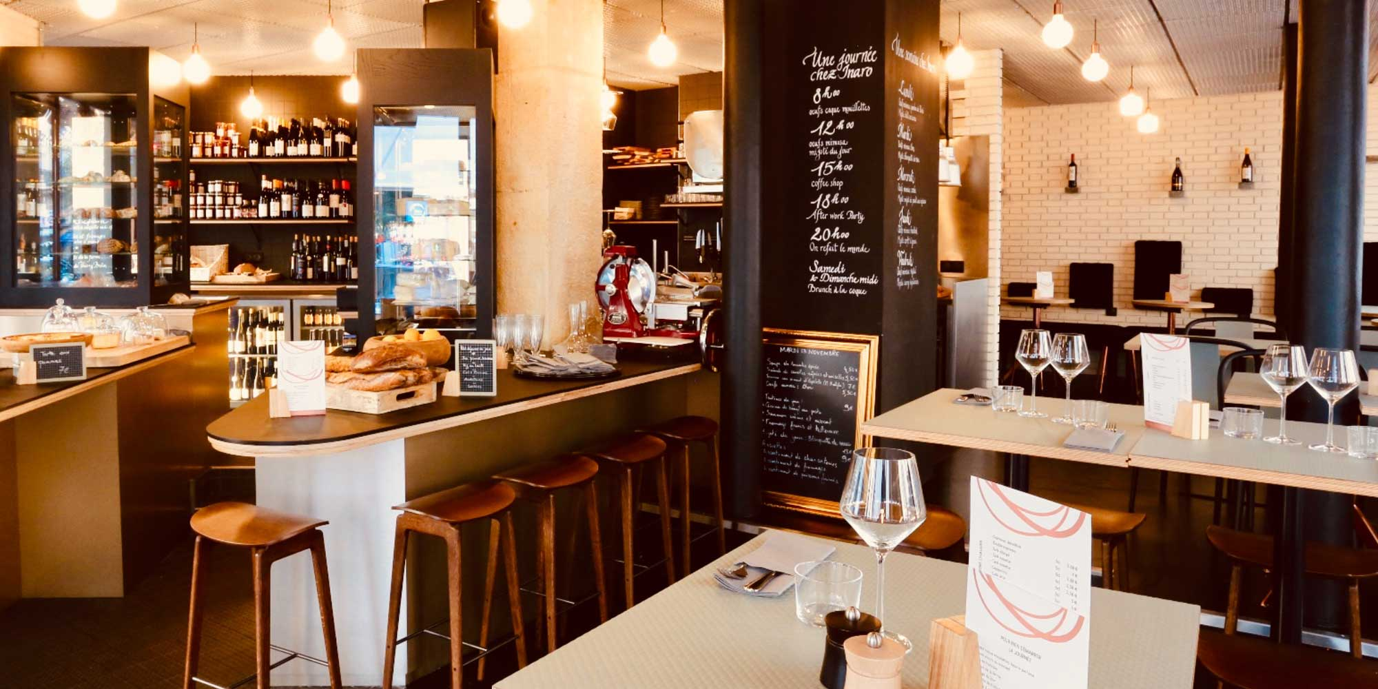 Brunch Inaro (75009 Paris)