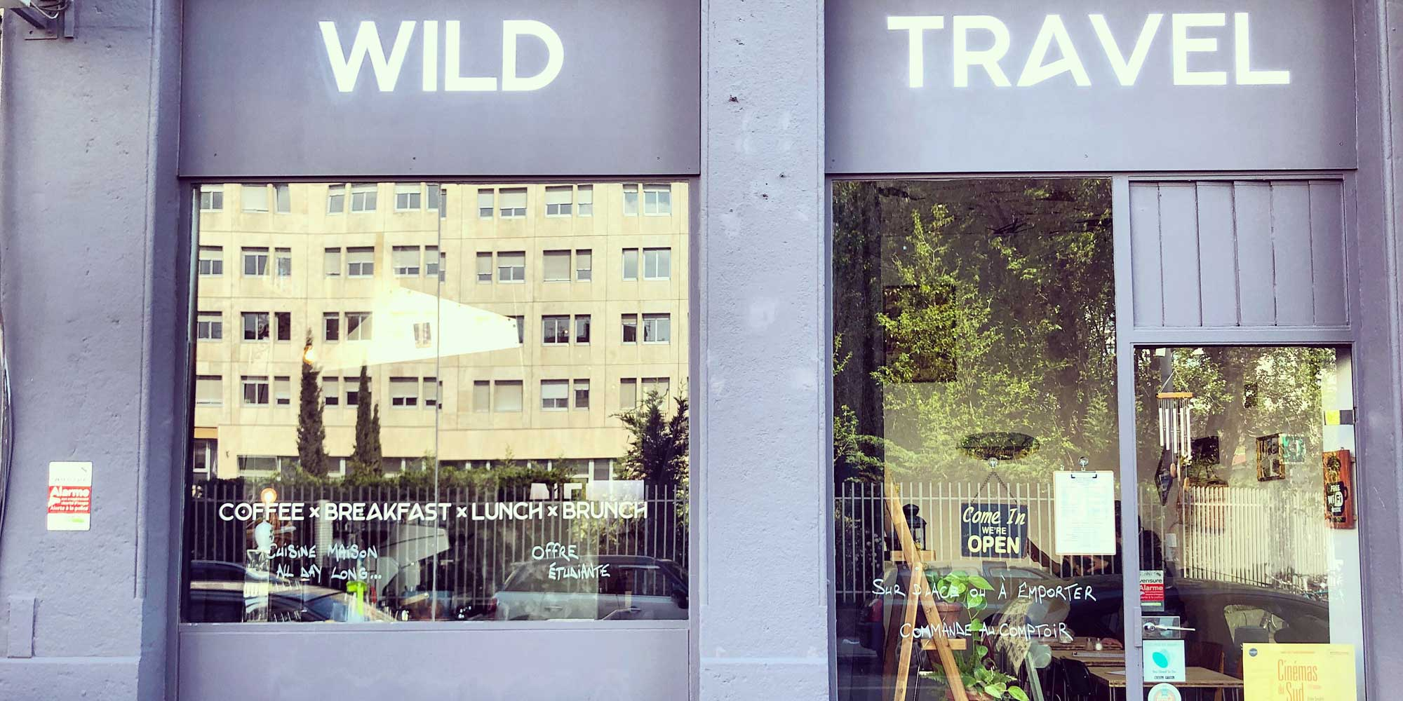 Brunch Wild Travel (69007 Lyon)