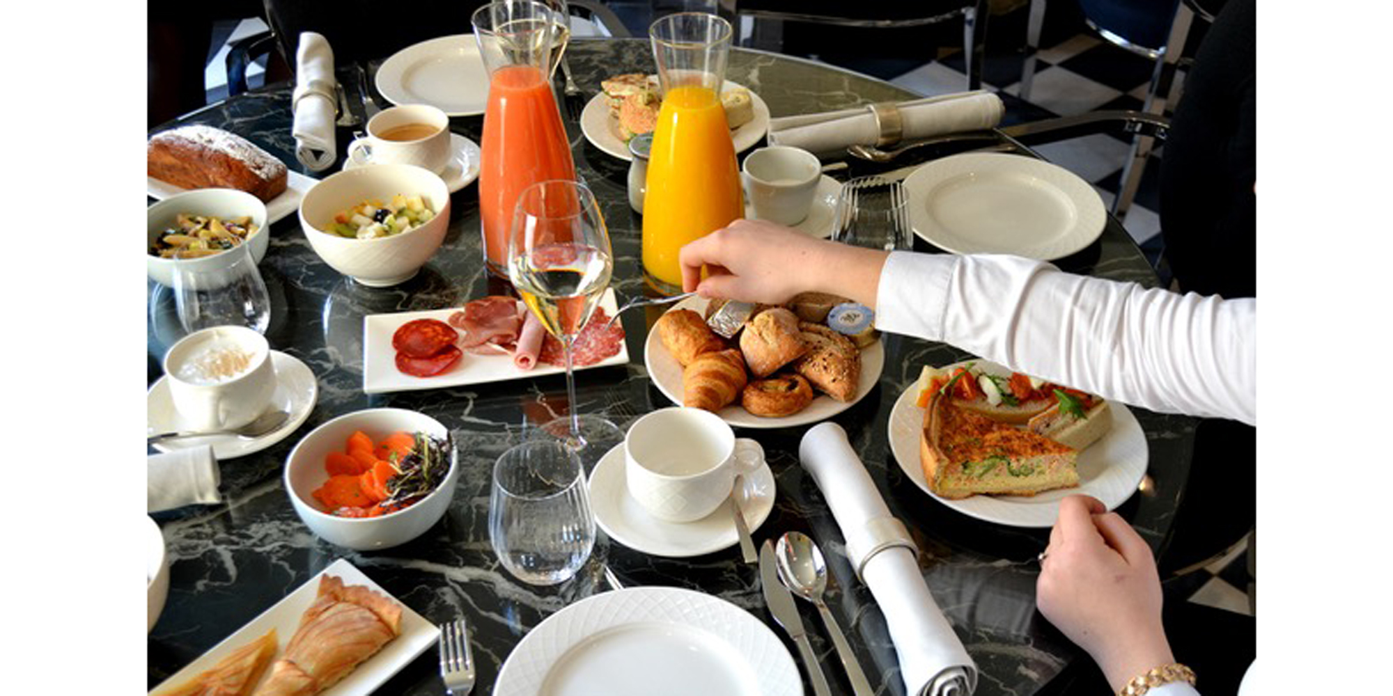Brunch Hôtel Le Palais Gallien (33000 Bordeaux)
