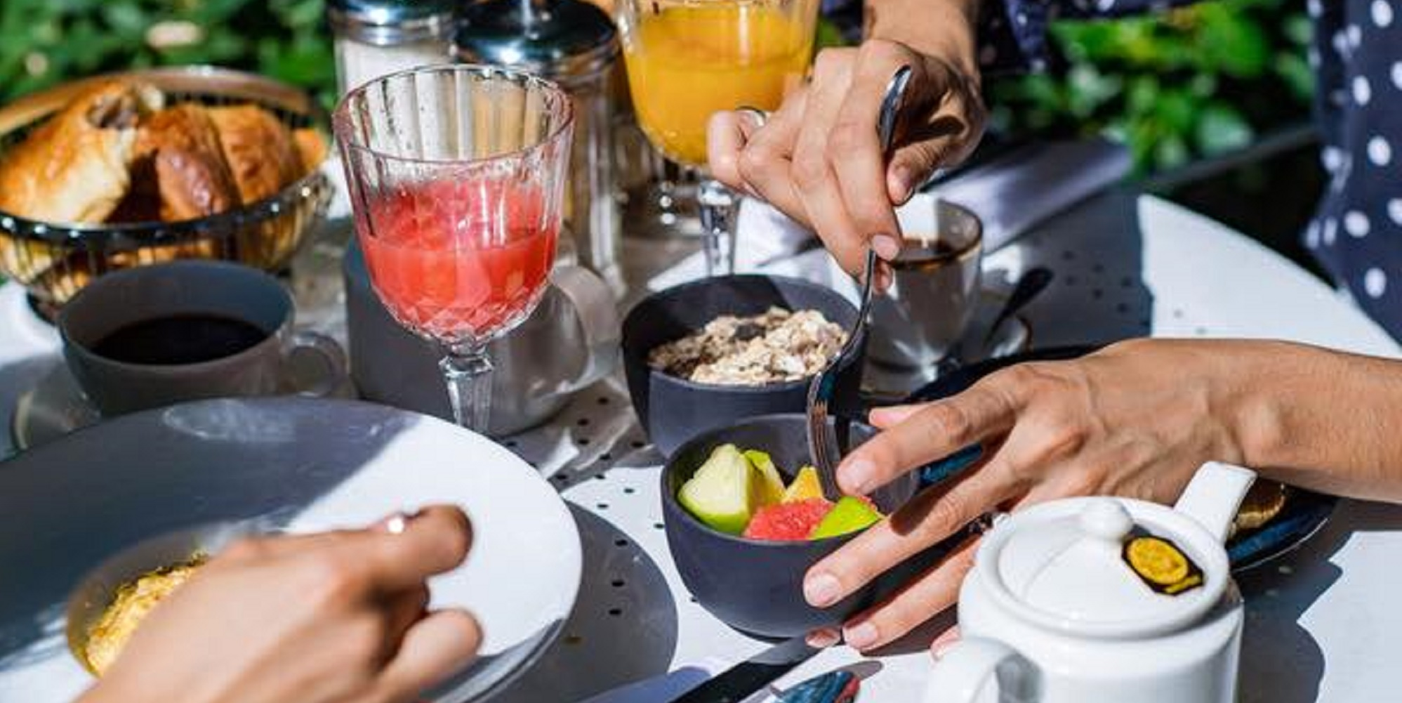 Brunch hotel particulier 75018 paris oubruncher for Le jardin custine 75018