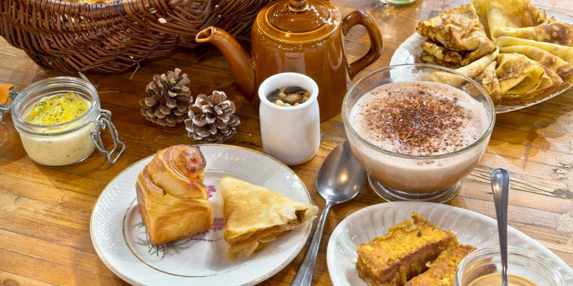 Brunch Restaurant Rural (75017 Paris)