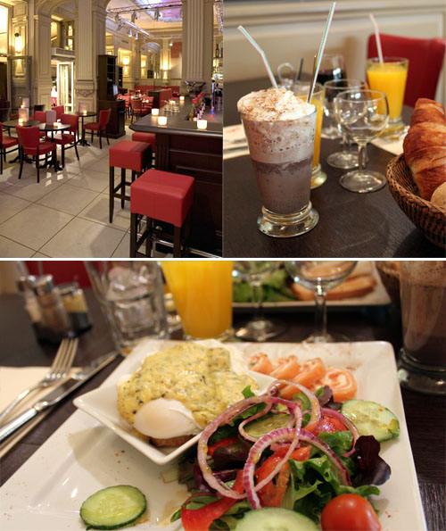 Brunch L'institution - ex BA (69002 Lyon 2eme)
