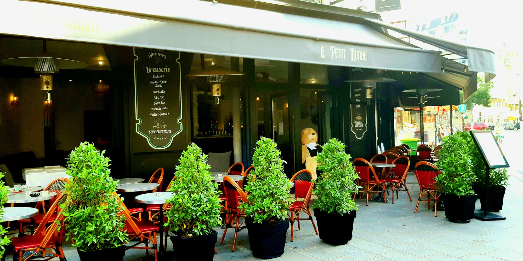 Brunch Le Petit Monge (75005 Paris)