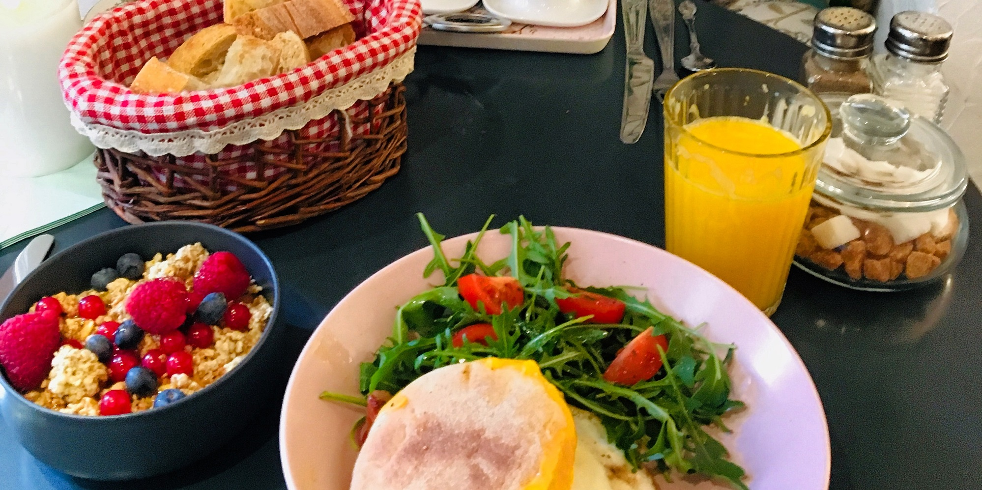 Brunch Garinette (06560 Valbonne)