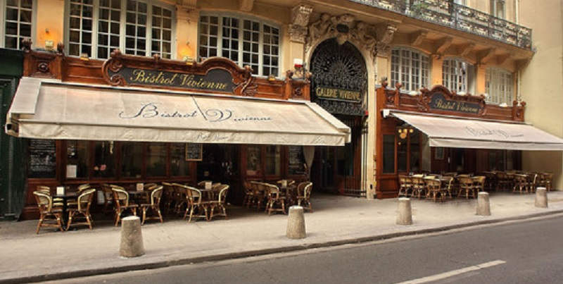 Brunch Bistrot Vivienne (75002 Paris)