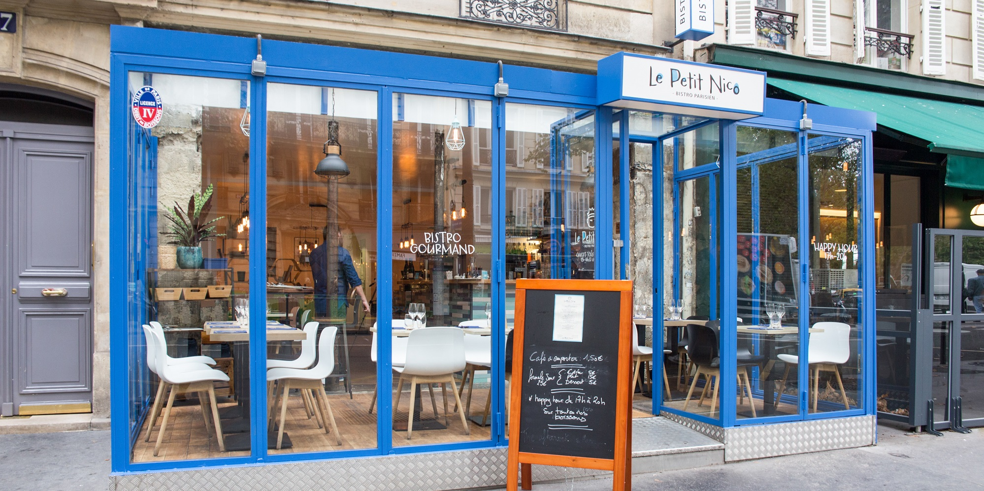 Brunch Le petit nico (75017 Paris)