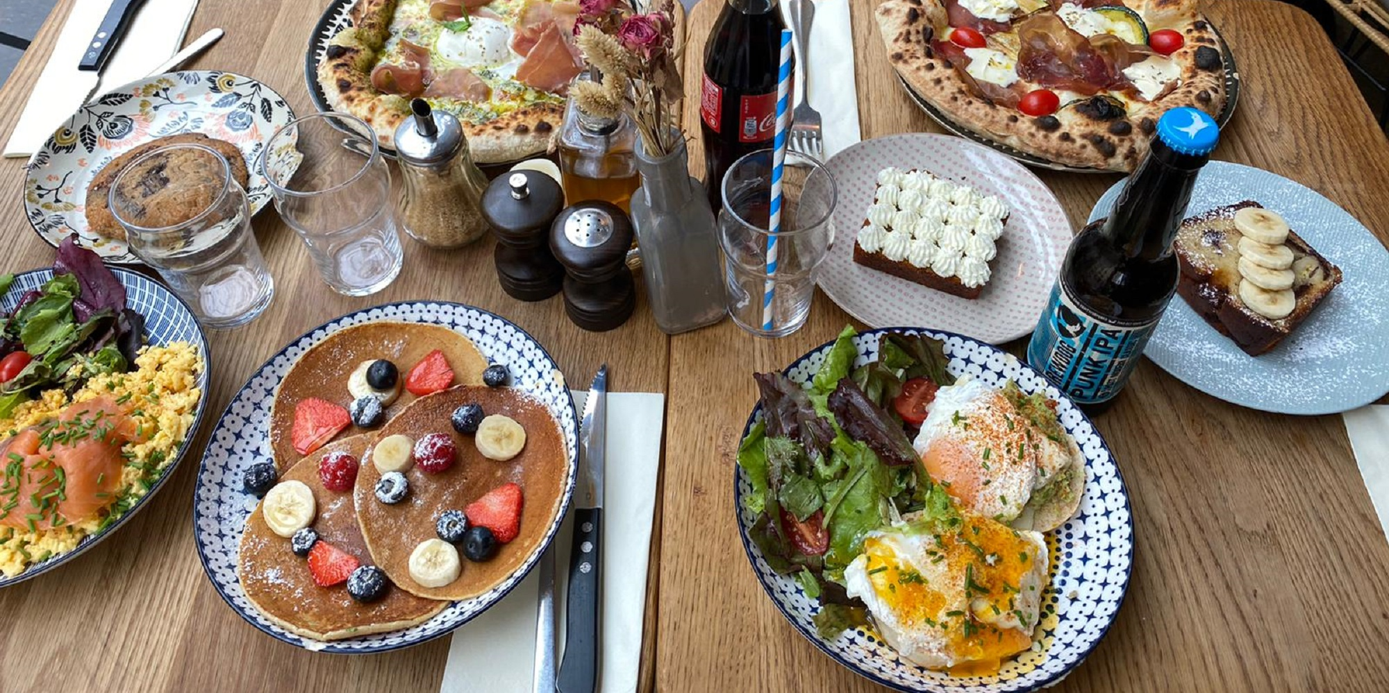 Brunch La Marina (75010 Paris)