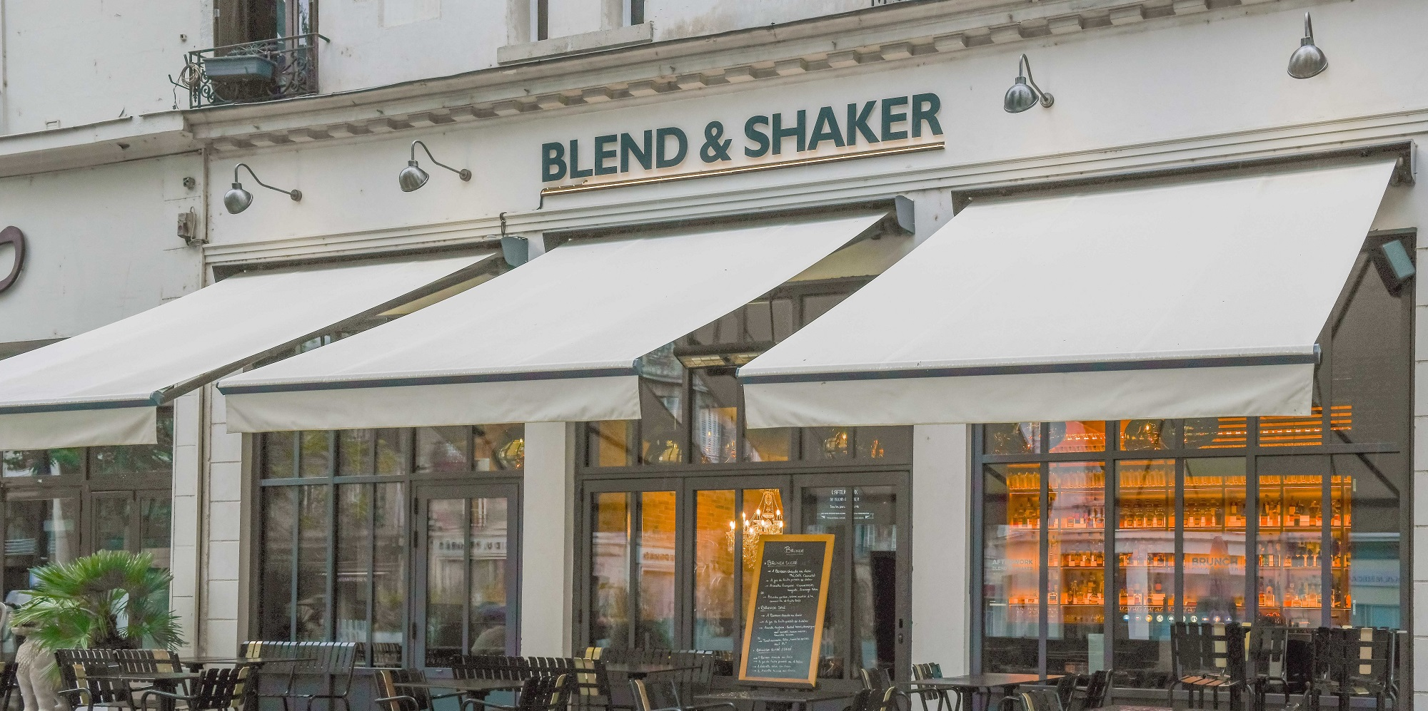 Brunch Blend & Shaker (37000 Tours)