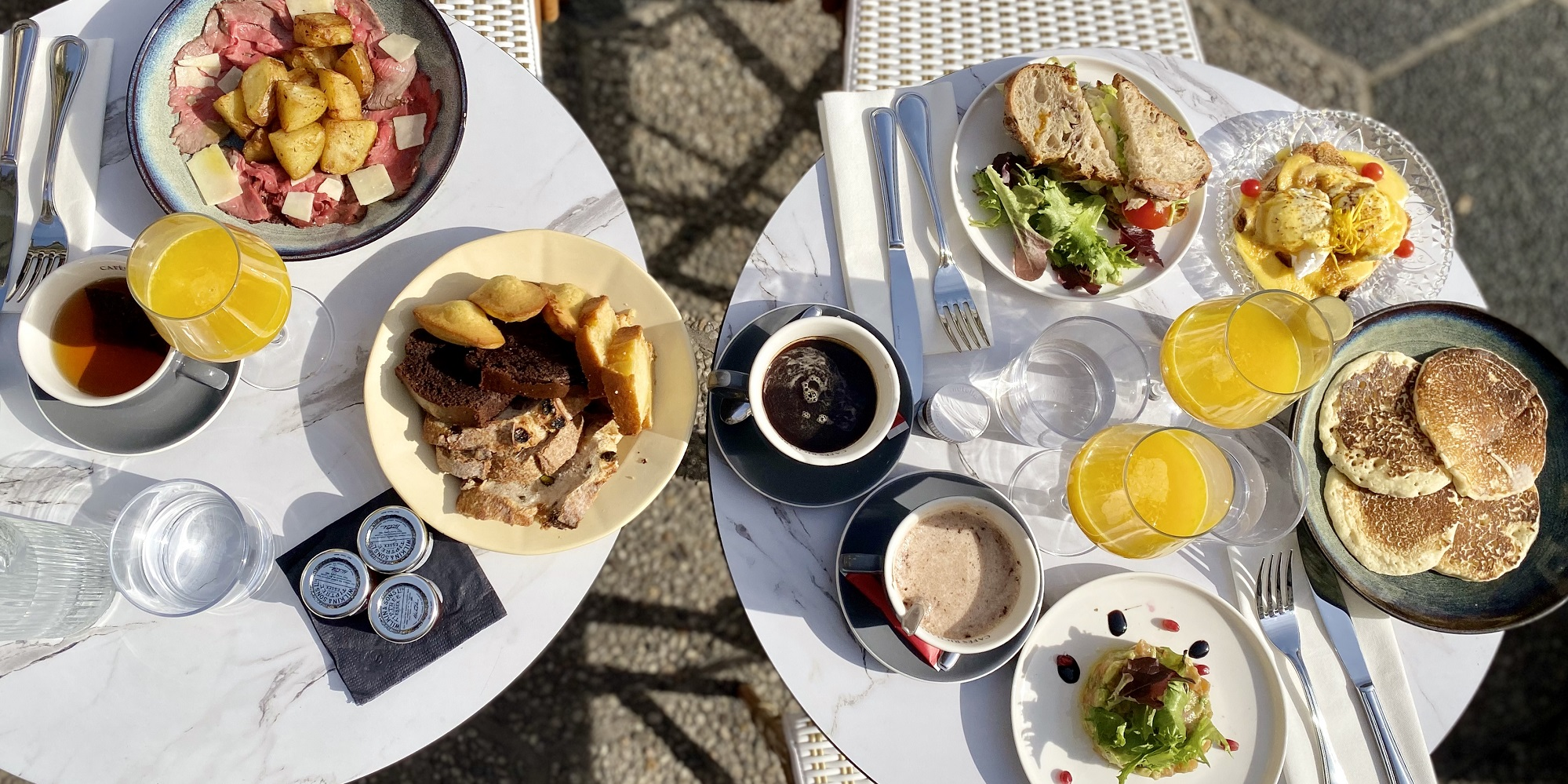 Brunch La villa massenet (06000 Nice)