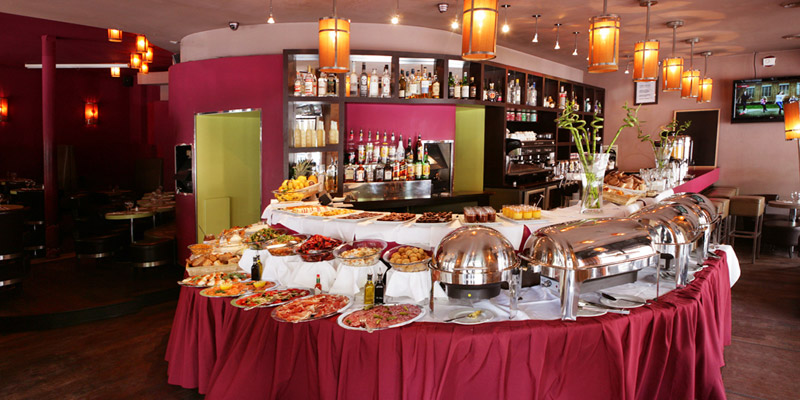 Brunch Le Pavillon (75001 Paris)