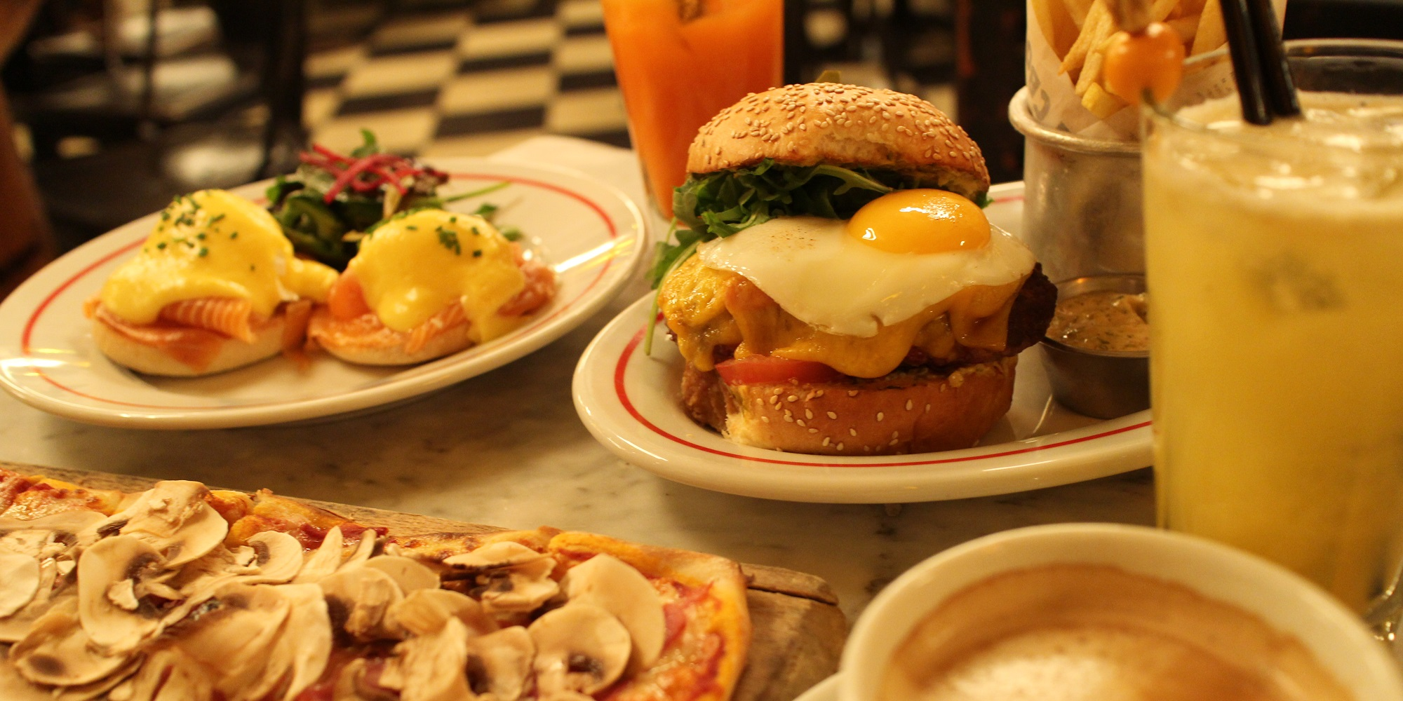 Brunch La Favorite (75004 Paris)