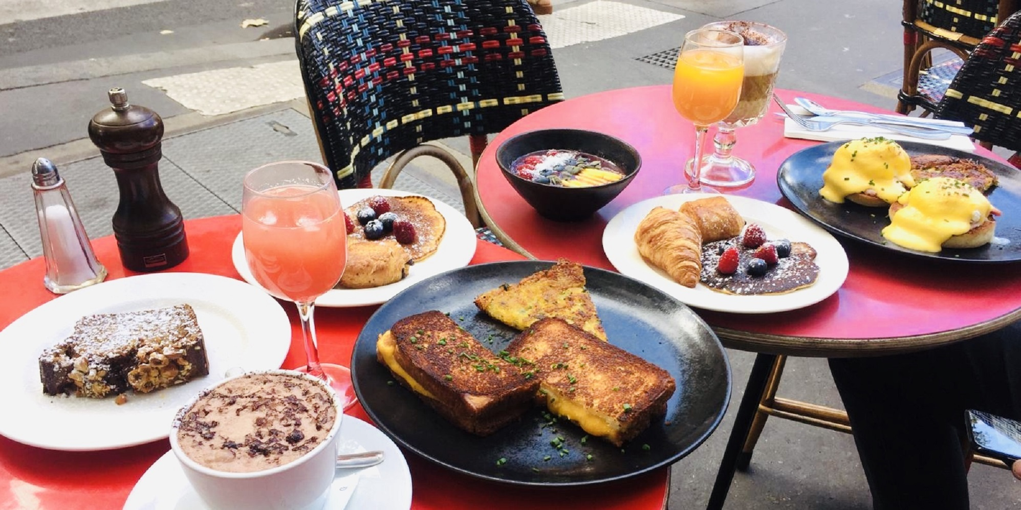 Brunch Quartier Général (75005 Paris)