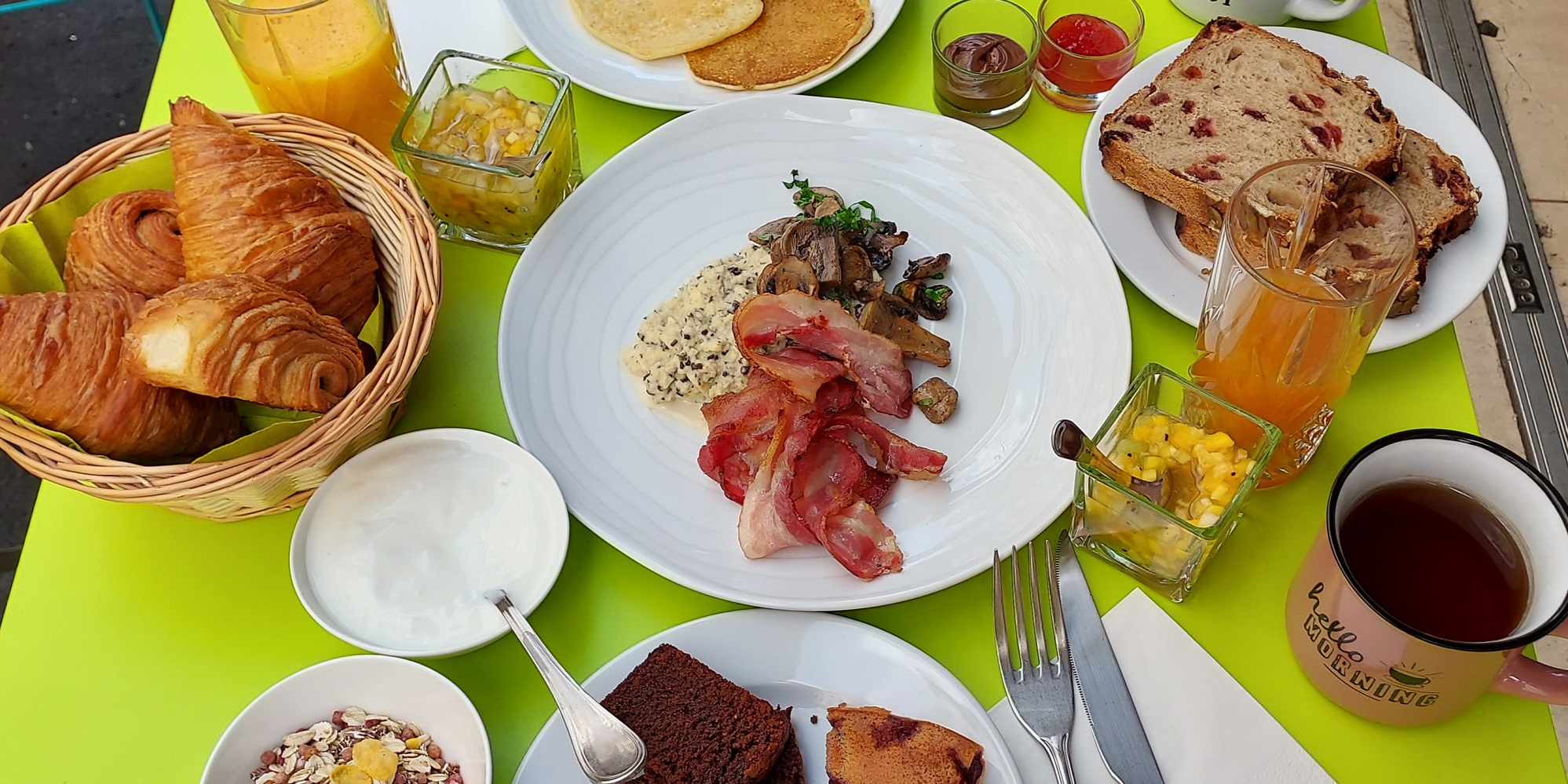 Brunch Le Louis (75001 Paris)