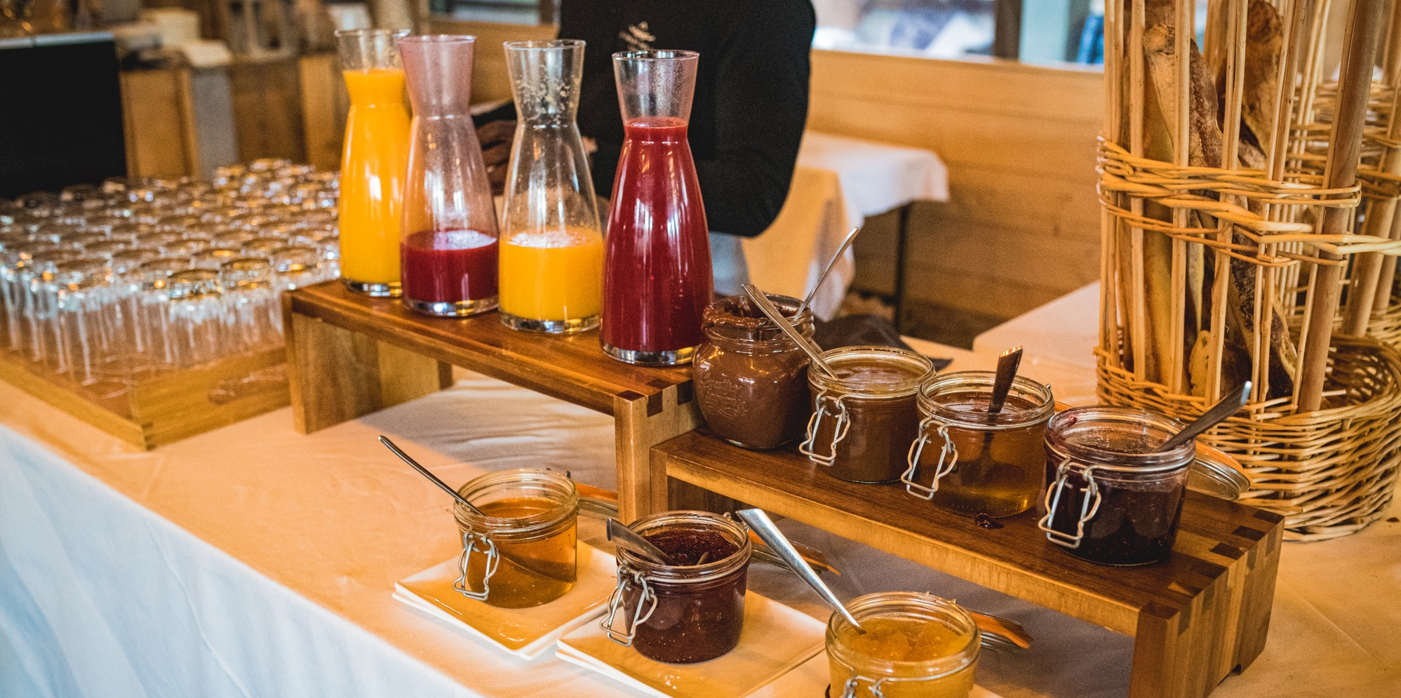 Brunch Chalet des Iles (75016 Paris)