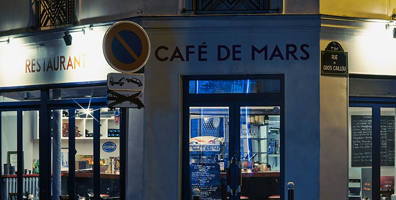 Brunch Café de Mars (75007 Paris)