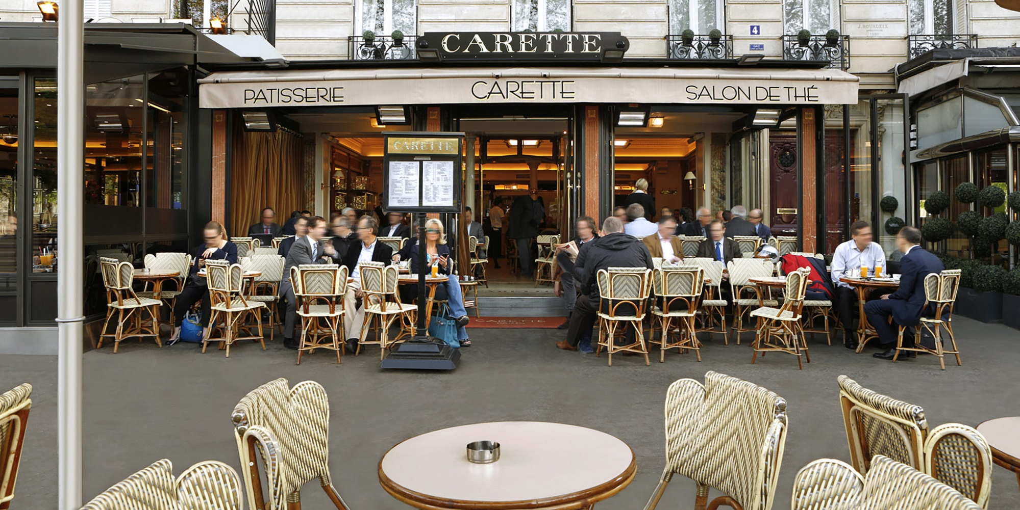 Brunch Carette Trocadéro (75016 Paris)