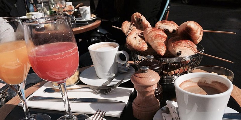 Brunch Café Primerose (75015 Paris)