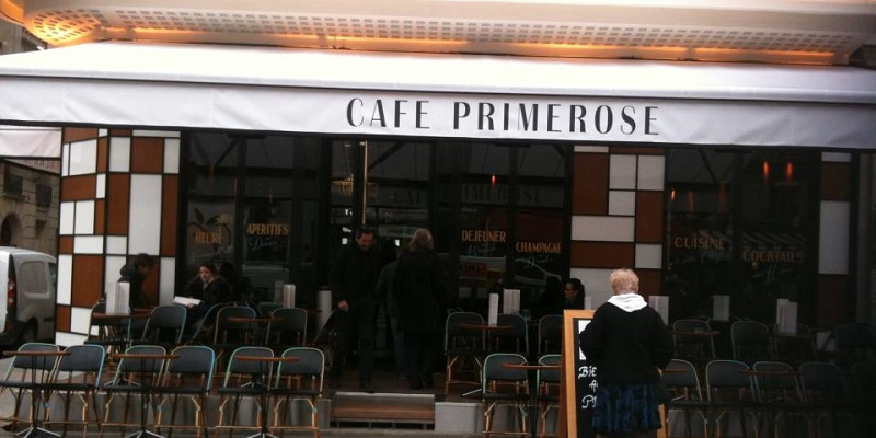 Brunch Café Primerose (75015 Paris 15ème)