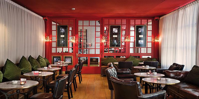 Barcelona Bar Rosso brunch