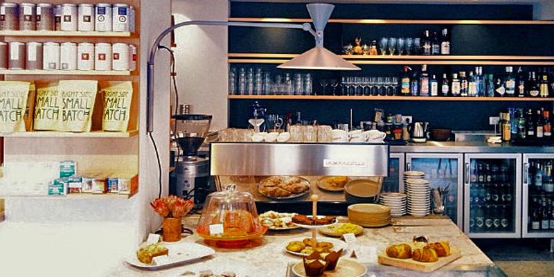 Barcelona Federal Café brunch