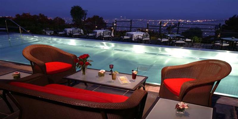 Brunch Hotel La Florida (ES0 Barcelone)
