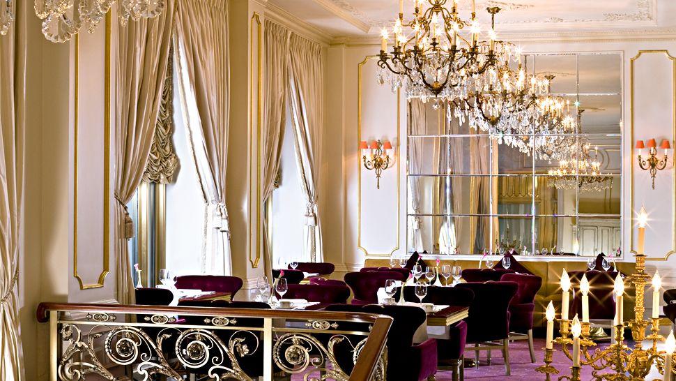 brunch New York Astor Court - Hotel St Régis brunch