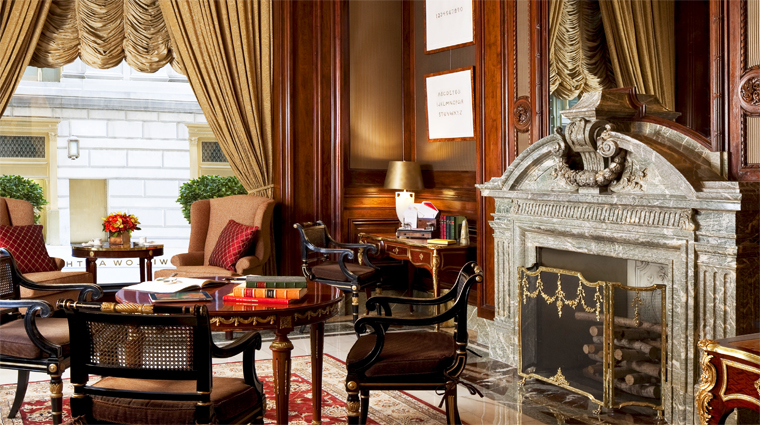 New York Astor Court - Hotel St Régis brunch