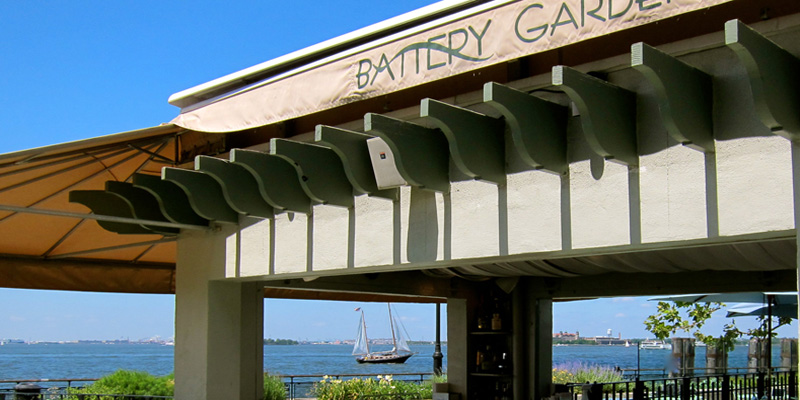 Brunch Battery Gardens  (NYC New York)