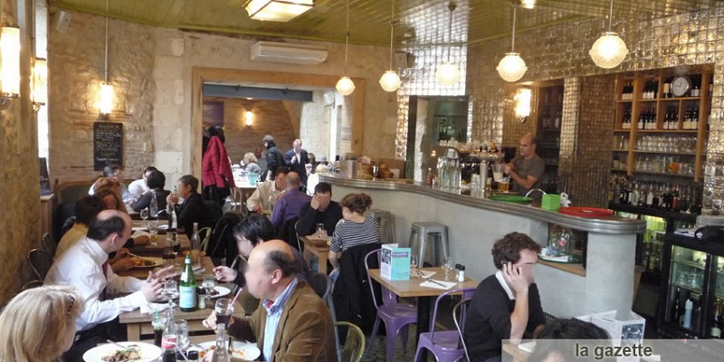 Brunch La Gazette (86000 Poitiers)