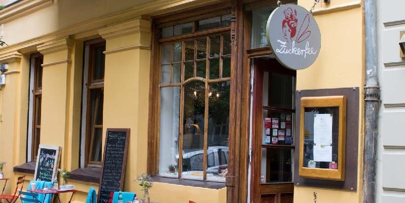 brunch Berlin Zuckerfee Café und Confiserie brunch