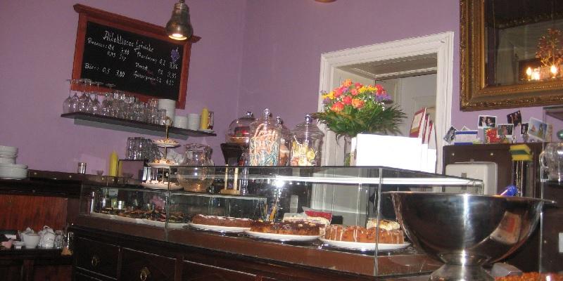 Berlin Zuckerfee Café und Confiserie brunch