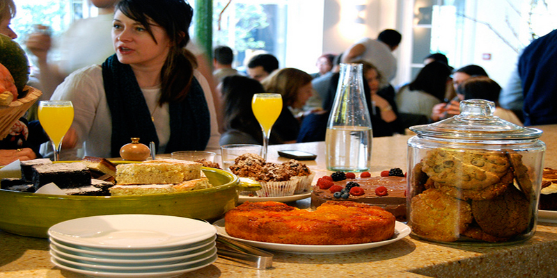 Brunch Granger & Co (LDR Londres)