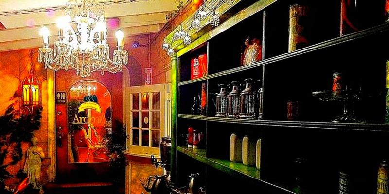 Los Angeles Aroma Café & Tea Company brunch