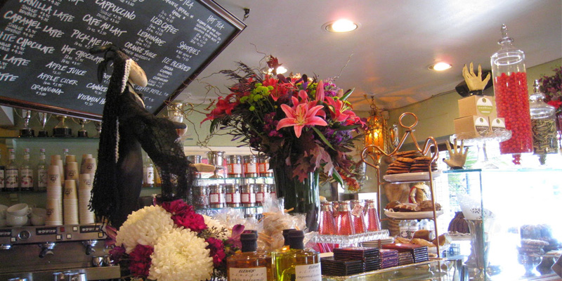 Brunch Aroma Café & Tea Company (LA Los Angeles)