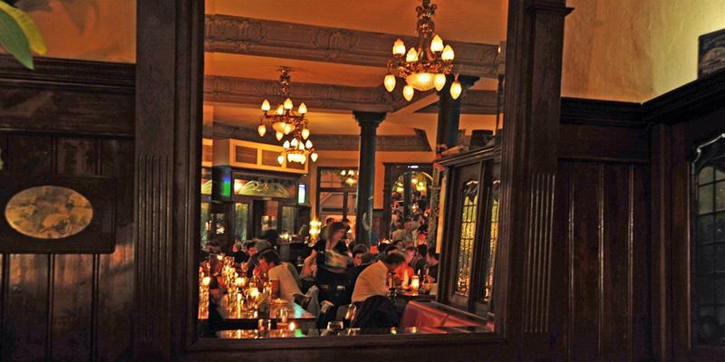 Brunch Leo's lounge (D8 München)