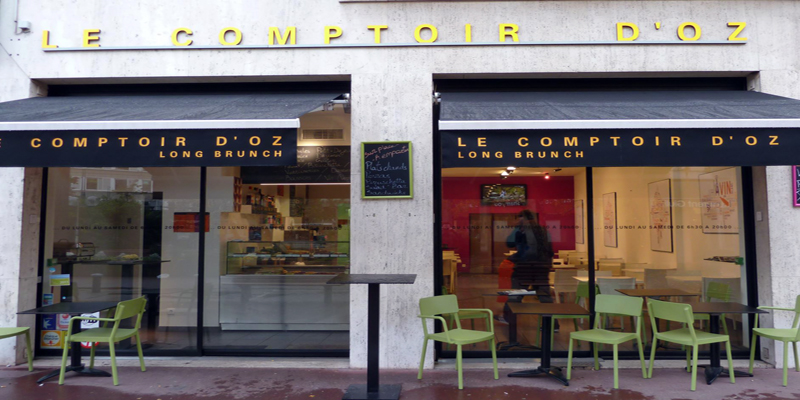 Brunch Le Comptoir d'Oz Long Brunch (69003 Lyon)