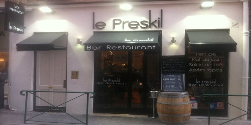 Brunch Le Preskil (69002 Lyon)