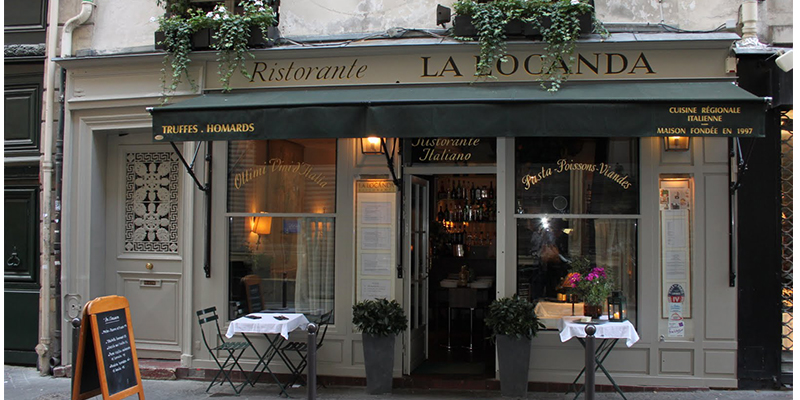 Brunch La Locanda (75006 Paris)