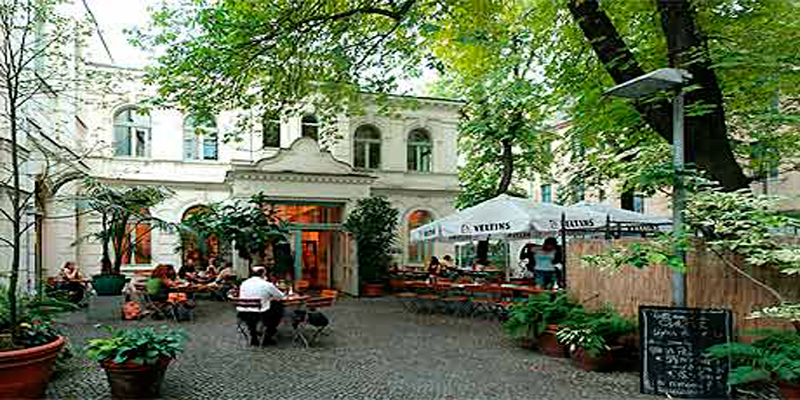 Brunch Cafe Rix (BER Berlin)