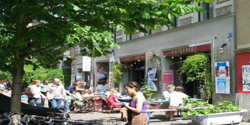 brunch Berlin Café Morgenrot brunch