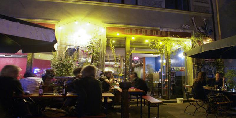Berlin Café Morgenrot brunch
