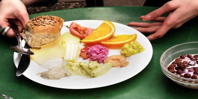 Brunch Café Morgenrot (BER Berlin)
