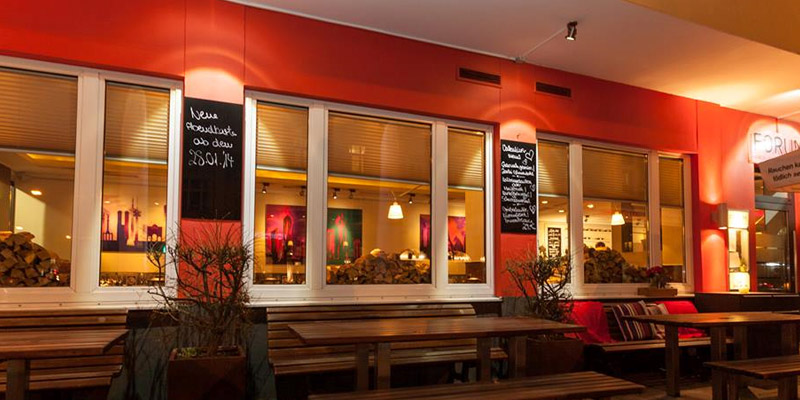 München Café Forum brunch