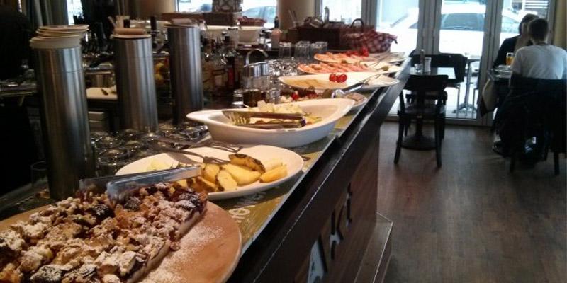Baader Cafe Munchen